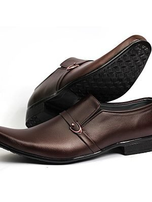 Brown Boss Formal Shoes