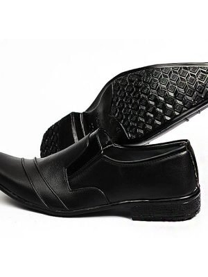 Black Value 1 Formal Shoes For Mens
