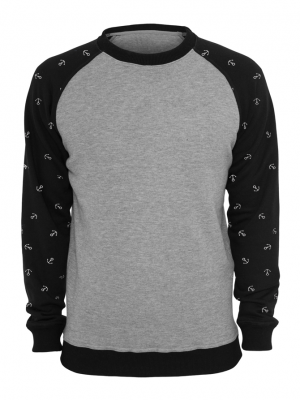 Anchor Printed American Fleece Sweatshirt