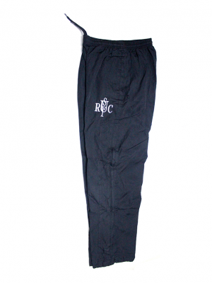 NNB Cargo Style Black Polyester Trouser For Men