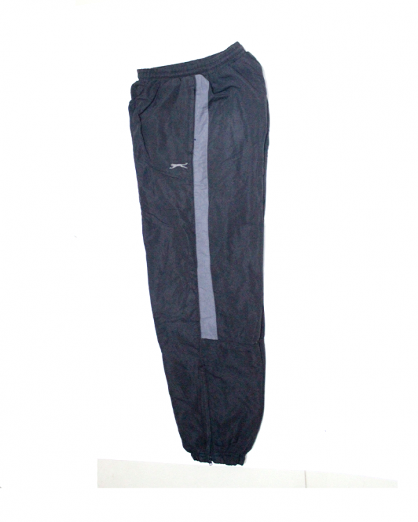 Slazenger Cargo Style Black Trouser For Boys
