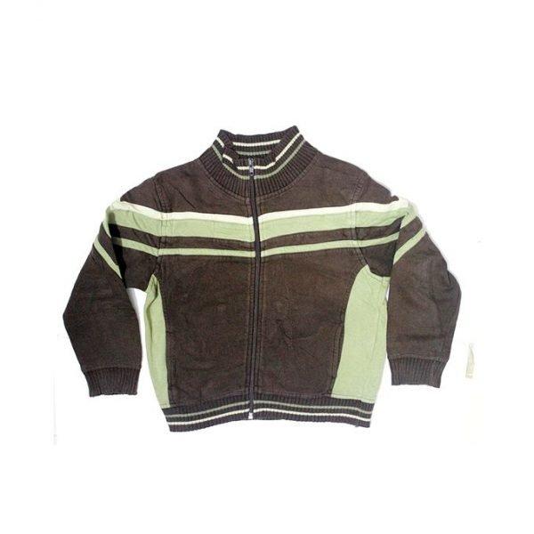 Fit Style Zipper Fleece Jacket
