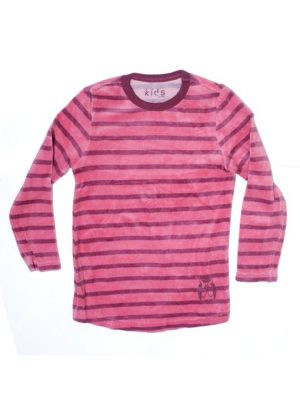 Strips Style Fancy Cotton T-Shirt