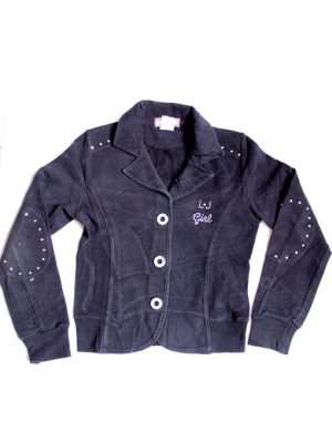 L.J Girls Coat Style Tops For Girls