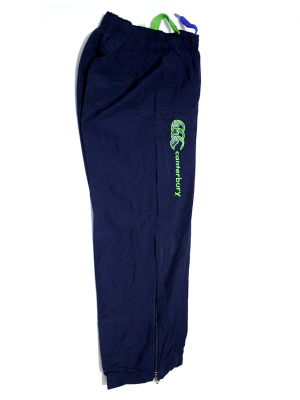 Canterbury Blue Zipper Sports Trouser For Boys