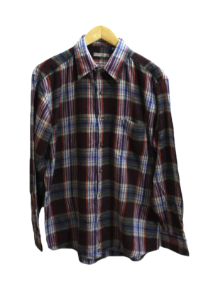 Oldport Casual Large Cheek Style Original Cotton Shirt Casual Large Cheek Style Original Cotton Shirt