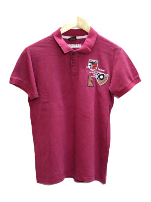 Casual Polo Style Original Cotton T-Shirt
