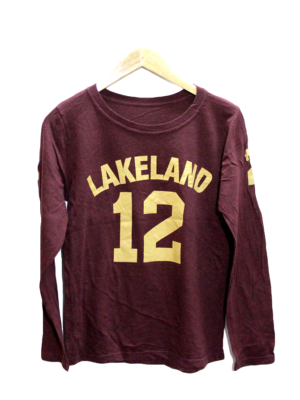 Lakeland 12 Round Neck Cotton T-Shirt