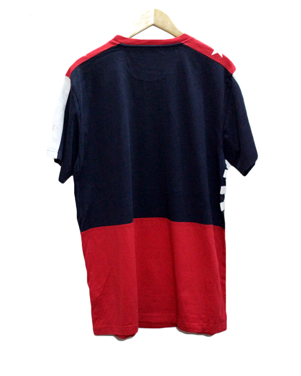 New Casual 3 Color Fabric With Decent Pocket Style Round Neck Cotton T-Shirt