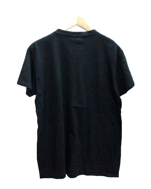 Casual Printed Round Neck Cotton T-Shirt