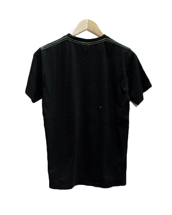 Casual Volocom Stone Simple Print Round Neck Cotton T-Shirt