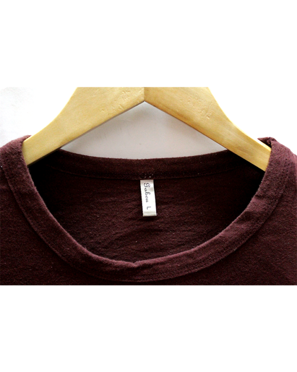 Mini Car Highlights Round Neck Cotton T-Shirt