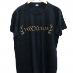 Casual Voxxclub Printed Round Neck Cotton T-Shirt