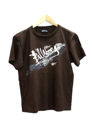 Newly Billabong Casual Printed Round Neck Cotton T-Shirt