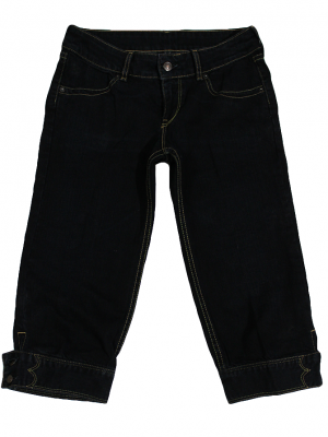 Levi's Casual Latest Style Black Original Jeans Short