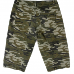Batistini Casual Commando Style Cotton Short
