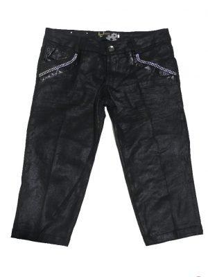Fashion dress Latest Plain Style Black Original Cotton Shorts