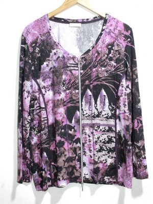 Banita Casual Multicolor Printed Full Sleeves Original Cotton Shirt