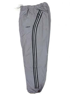 Adidas Original Branded Grey Sports Trouser For Men