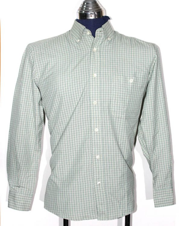 Emidio Tucci Branded Original Multi Color Cotton Shirt For Men
