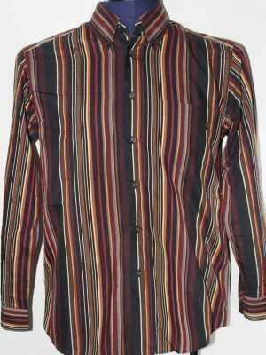 Cardigan Branded Original Multi Color Cotton Shirt For Men