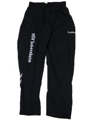 Hummel Imported Stylish Original Black Sport Trouser For Men