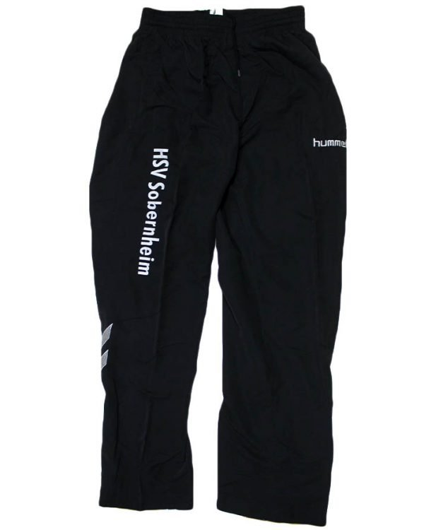 Hummel Imported Stylish Original Black Sport Trouser For Men 1