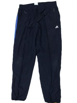 Adidas Branded 3 Strips Original Black Sport Trouser For Men
