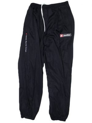 Lotto Imported Stylish Original Black Sport Trouser For Men