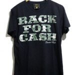 Fishbone Imported Original Black Printed Cotton T-Shirt For Men 1