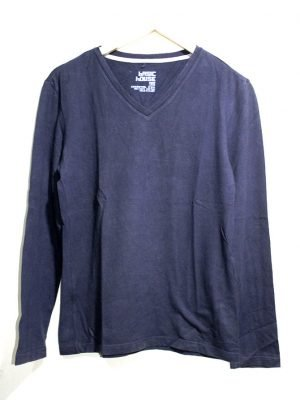 Basic House Imported Original Blue T-Shirt For Men