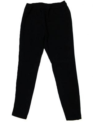 MS mode Imported Original Black Cotton Pant For Women
