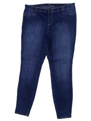 Canda Imported Original Blue Jeans Pant For Women
