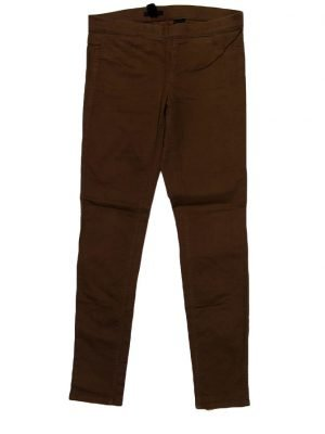 H.M Imported Original Brown Cotton Pant For Women