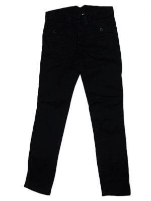H.M Imported Original Black Cotton Jeans Pant For Women