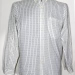 Majors Branded Original White Cotton Shirt For Men 1