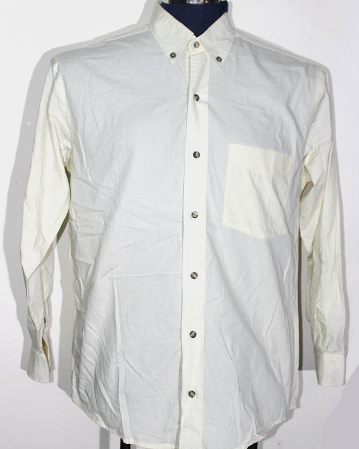 Austin Reed Branded Original Off White Cotton Shirt For Men Streetstore Pk