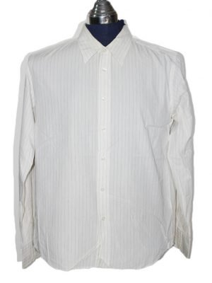 SpringFeild Branded Original White Cotton Shirt For Men