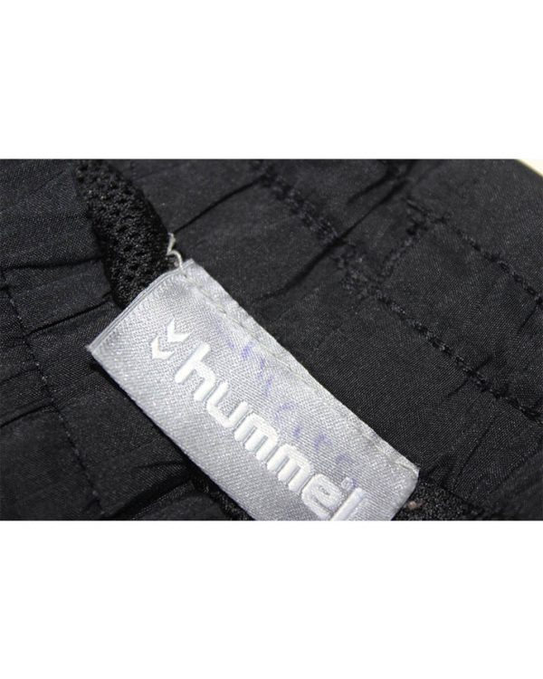 Hummel Branded Original Black Sport Trouser For Men 2
